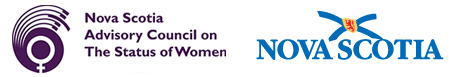 The Nova Scotia Advisory Council on the Status of Women logo